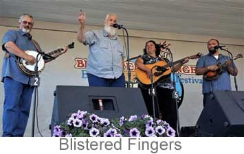 Blistered Fingers 2019